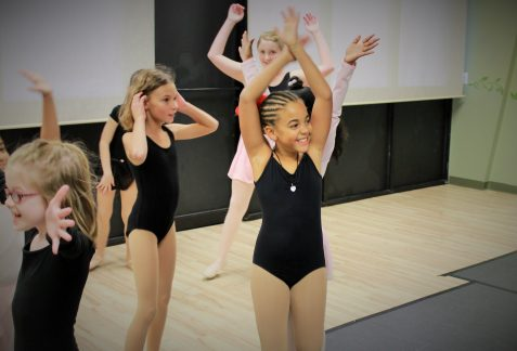 5 Ways Dance Can Help Boost Kids' Confidence