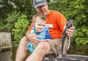 Mt Pleasant fishing image