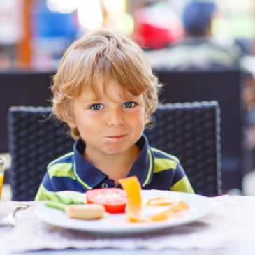Tips for helping your child manage a food allergy