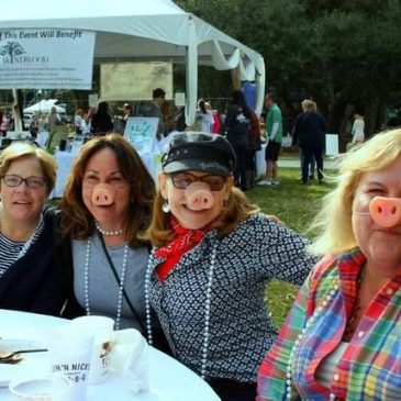 Oyster and Pig Roast Raises Funds to Help Children in Need